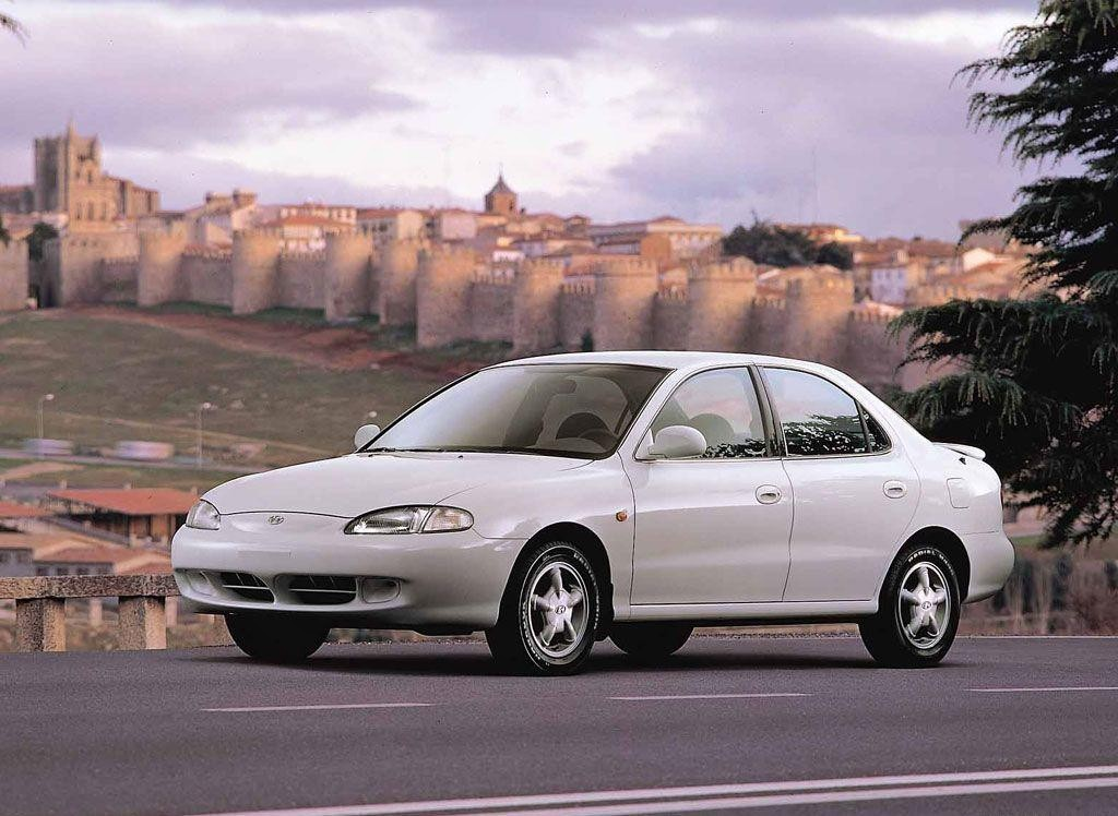 download Hyundai Lantra workshop manual