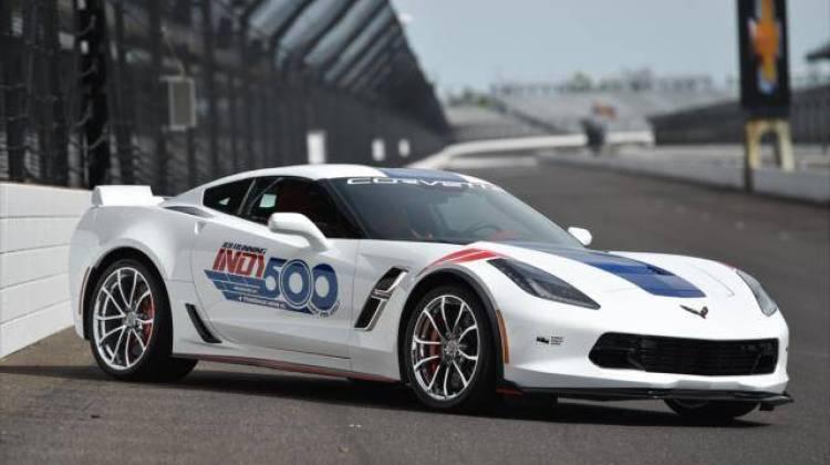 download Indy 500 Pace Car Wing Logos workshop manual