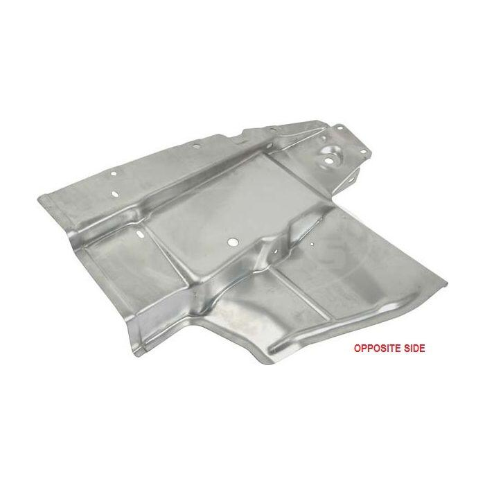 download Inner Front Fender Battery Tray Section Ford Mercury  Edsel workshop manual