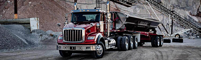 download International Truck workshop manual