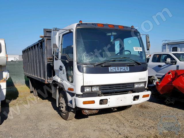 download Isuzu Commercial Truck FRR workshop manual