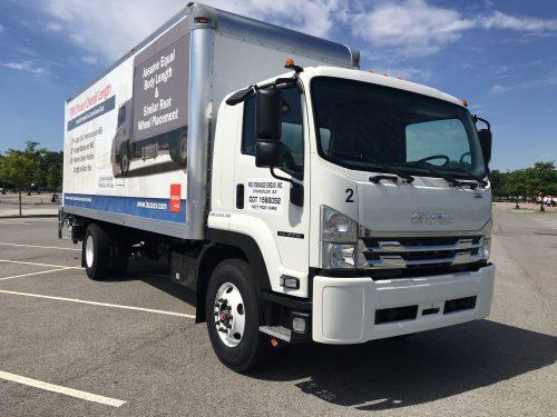 download Isuzu Commercial Truck FTR workshop manual
