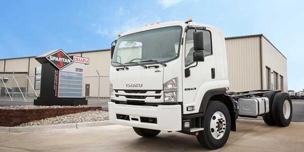 download Isuzu Commercial Truck FVR able workshop manual