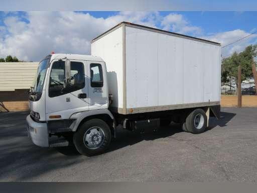 download Isuzu Commercial Truck FVR workshop manual
