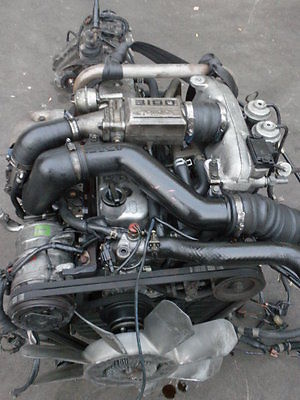 download Isuzu Trooper Engine 4jG2 workshop manual