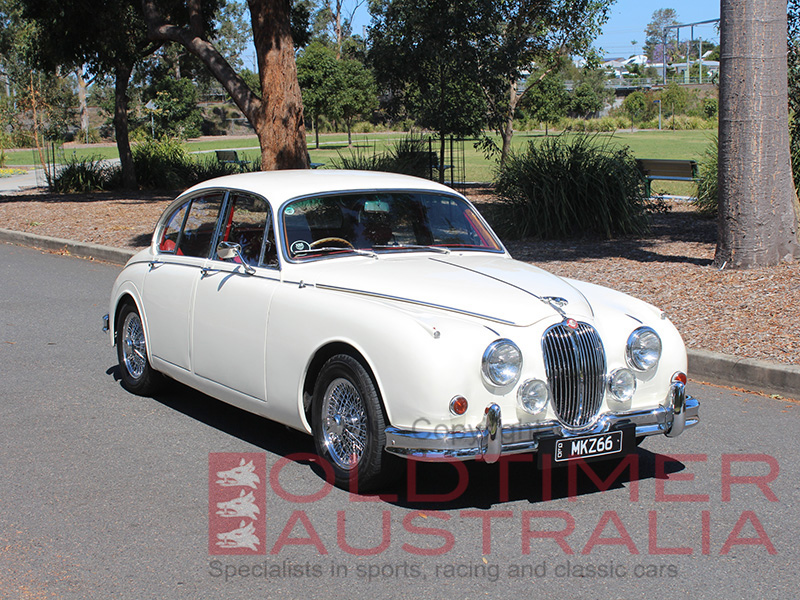 download JAGUAR SALOON MK1 MK2 240 340 workshop manual