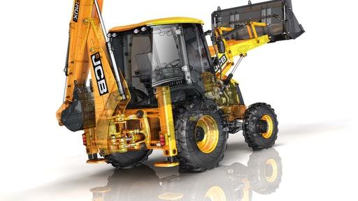 download JCB 3CS Excavator Loader able workshop manual