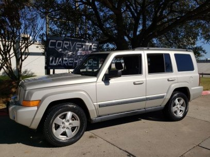 download JEEP COMMandER XK workshop manual