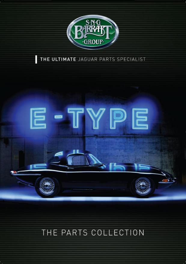 download Jaguar 3 E type open 2 seaters catalgue workshop manual