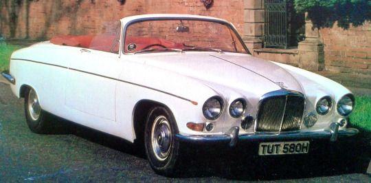 download Jaguar 420 workshop manual