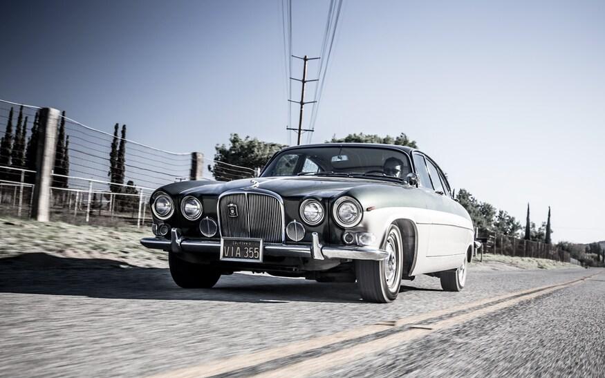 download Jaguar 420G S TYPE workshop manual