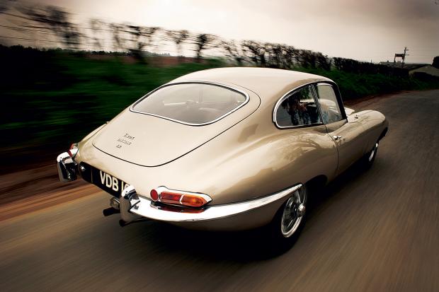 download Jaguar E Types 4.2 I workshop manual