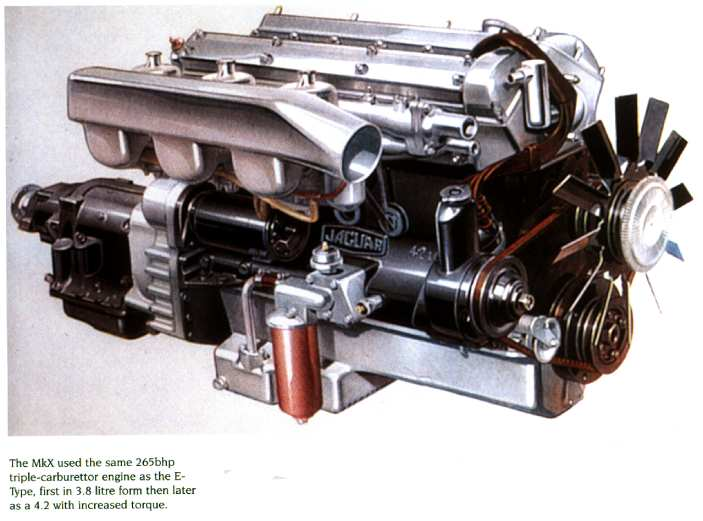 download Jaguar MK10 S TYPE workshop manual