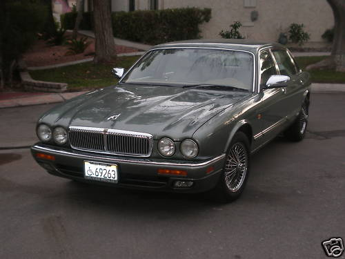 download Jaguar X300 XJ workshop manual