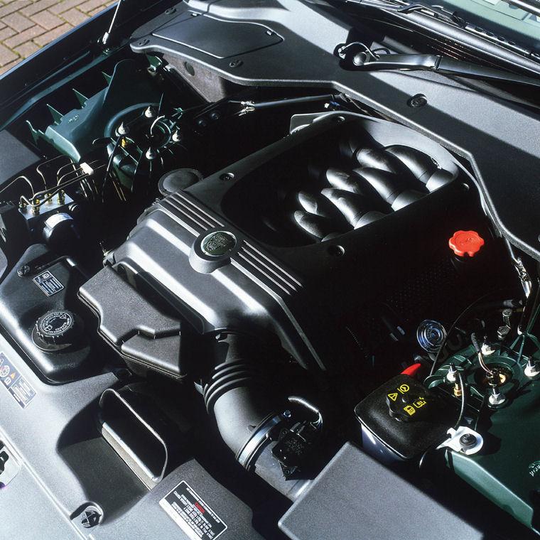 download Jaguar XJ8 workshop manual