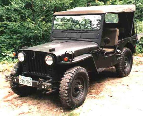 download Jeep CJ 3A workshop manual