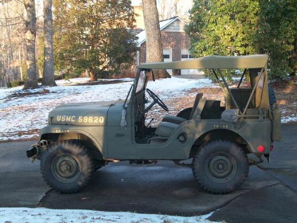 download Jeep CJ 5A 1964 workshop manual