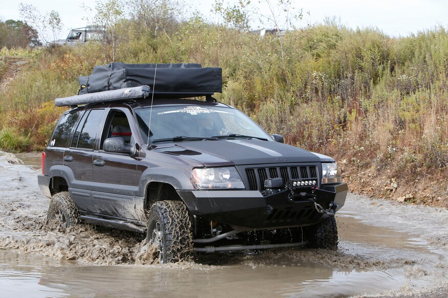 download Jeep Grand Cherokee WJ able workshop manual