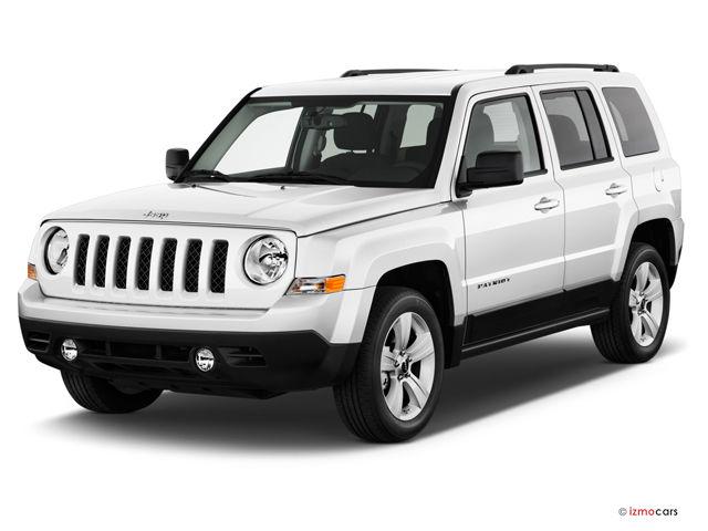 download Jeep Patriot workshop manual