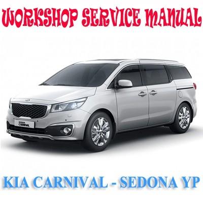 download KIA CARNIVAL SEDONA workshop manual