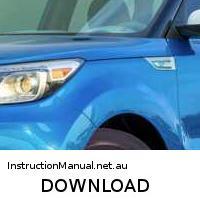 download KIA Soul EV OEM workshop manual