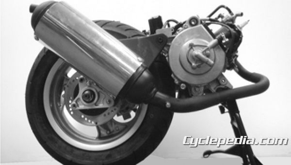 download Kymco Super 9 50 Motorcycle able workshop manual