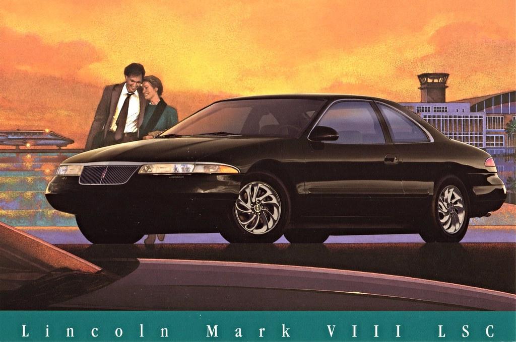 download Lincoln Mark VII workshop manual