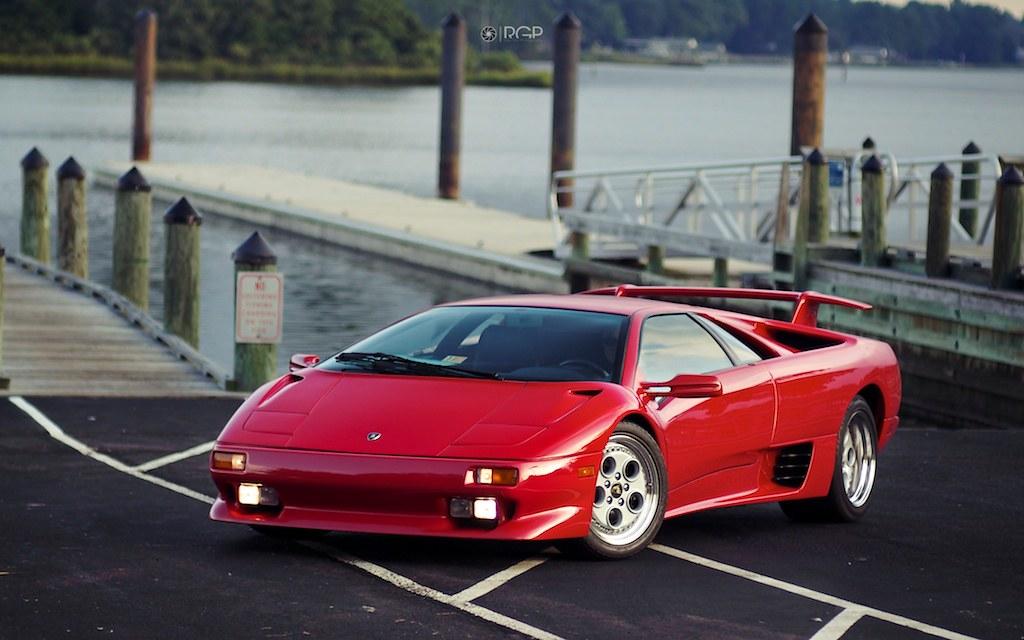 download Lamborghini Diablo VT Diablo 2WD workshop manual