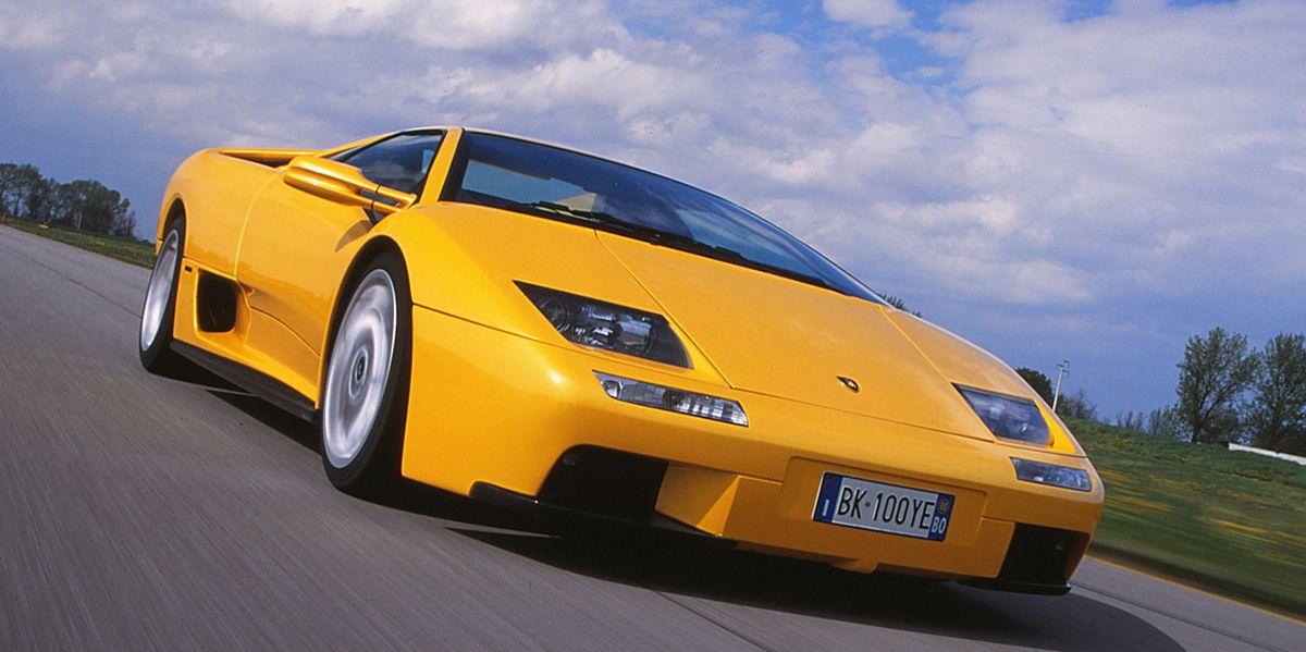 download Lamborghini Diablo VT able workshop manual