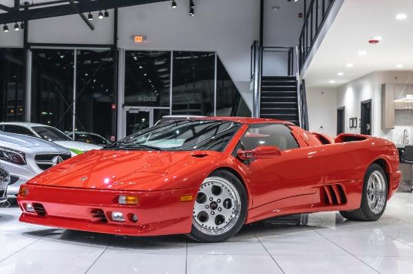 download Lamborghini Diablo workshop manual