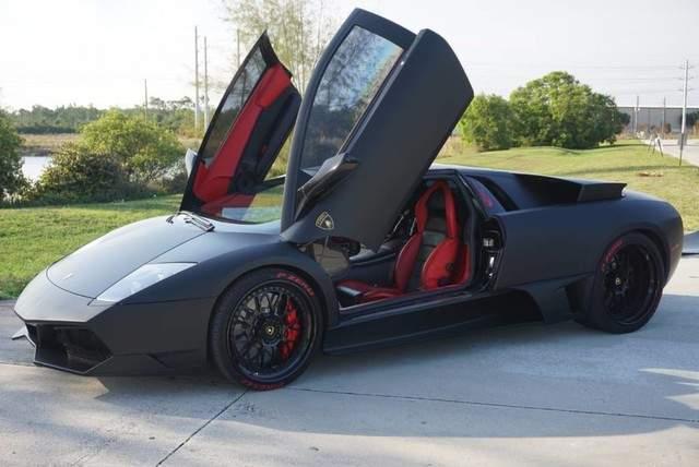download Lamborghini Murcielago Coupe LP640 workshop manual