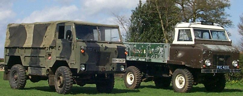 download Land Rover 101 FORWARD CONTROLL 1 TONNE 4X4 workshop manual
