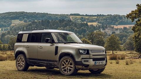 download Land Rover DEFENDERModels able workshop manual