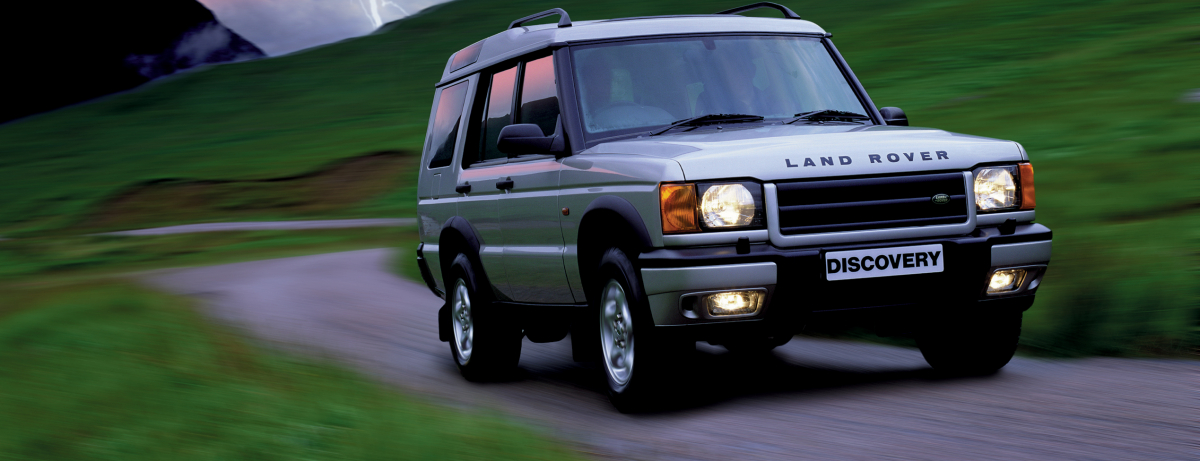 download Land Rover DISCOVERY II DISCOVERY 2 able workshop manual