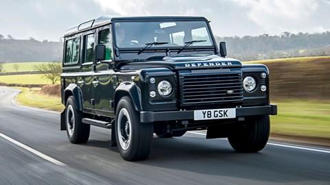 download Land Rover Defender V8i workshop manual