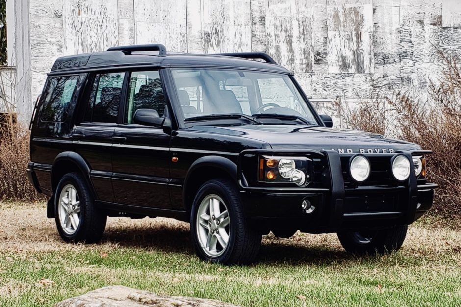 download Land Rover Discovery II workshop manual