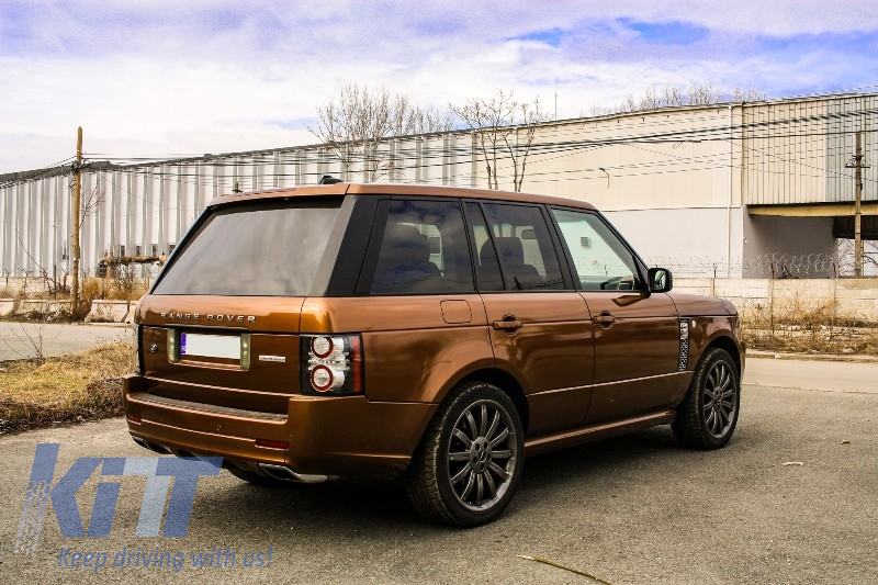 download Land Rover Range Rover L322 workshop manual