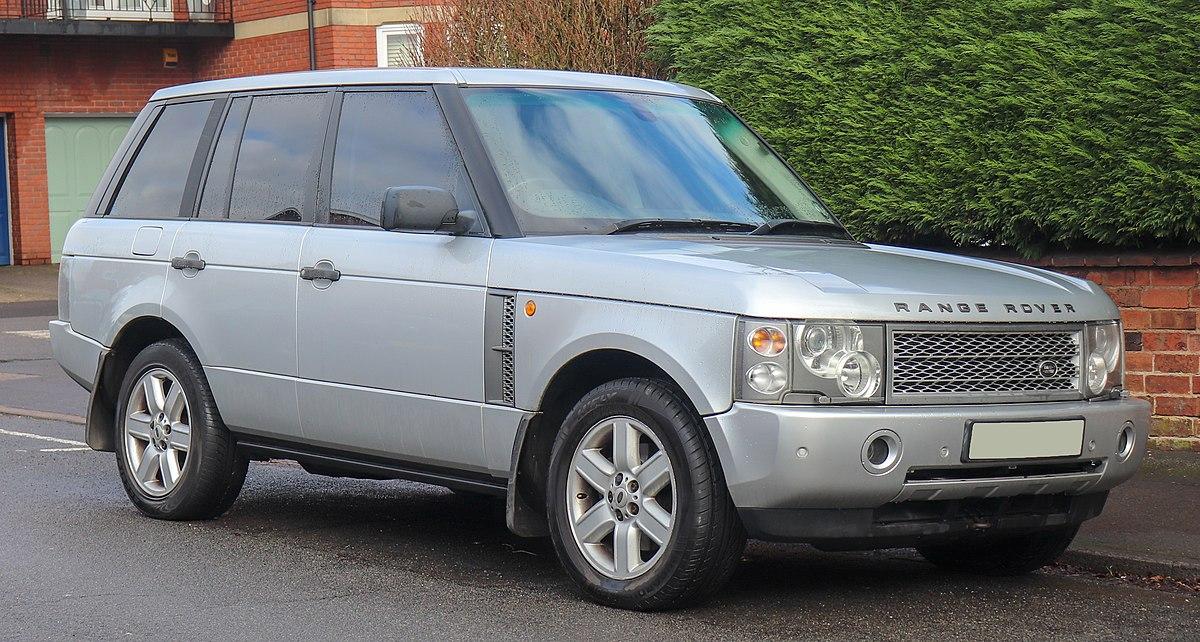 download Land Rover Range Rover workshop manual