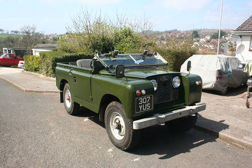 Land Rover Series 2 2a 3 Petrol 1958 1985 Haynes Service