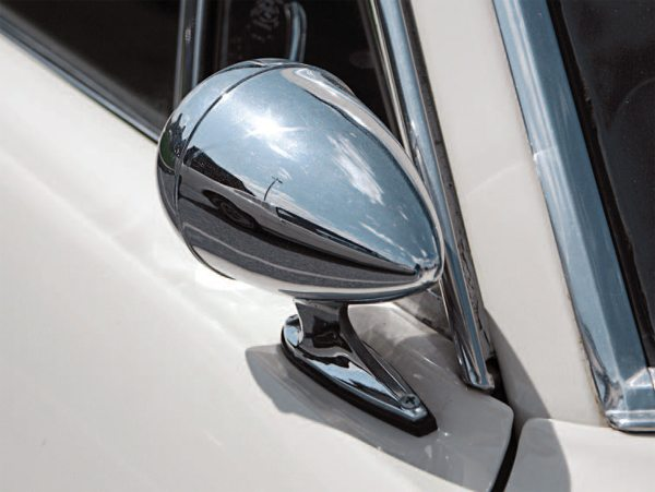 download Large Chrome GT Style Outside Mirror workshop manual