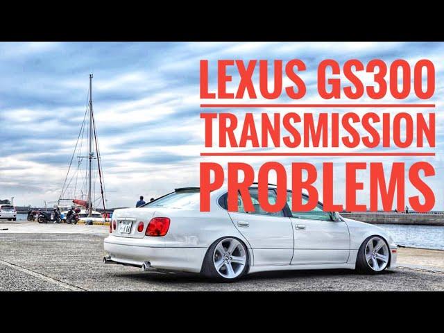download Lexsus GS300 GS400 workshop manual