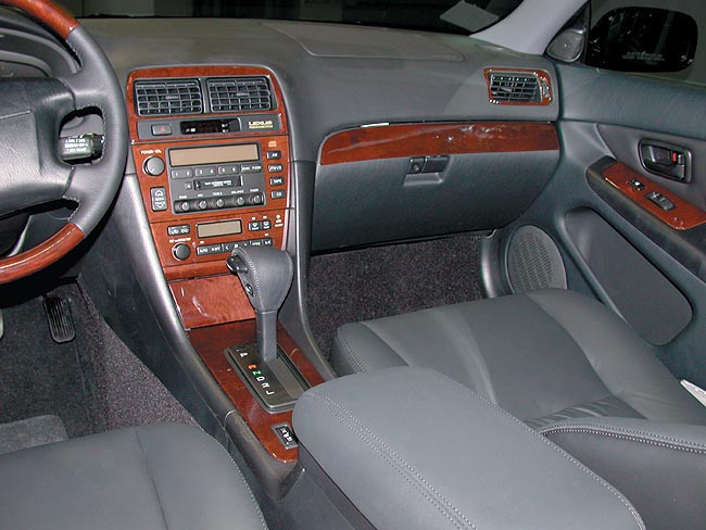 download Lexus ES300 workshop manual