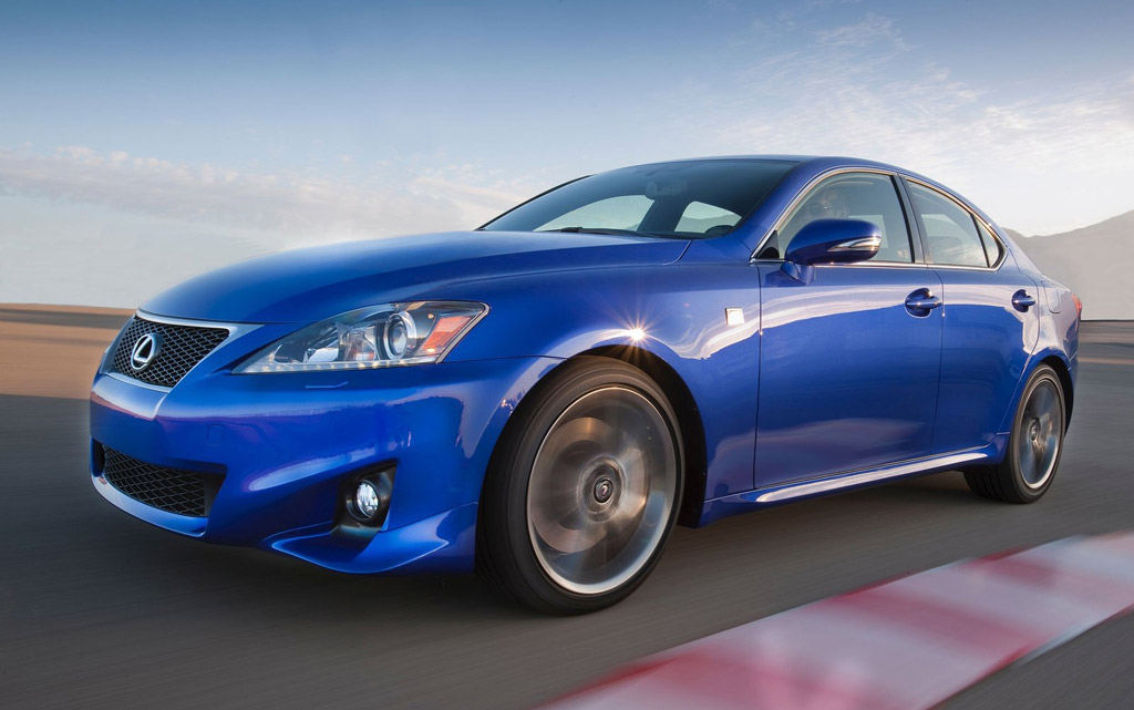 download Lexus IS F workshop manual