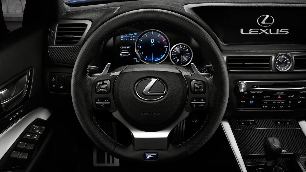 download Lexus IS F workshop manual