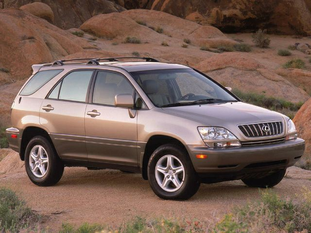 download Lexus RX300 workshop manual