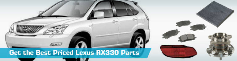 download Lexus RX330 workshop manual
