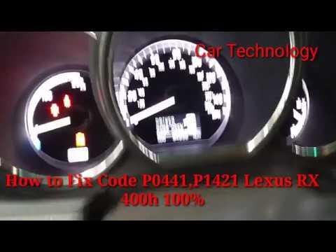 download Lexus RX400H workshop manual