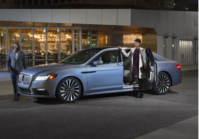 download Lincoln Continental workshop manual