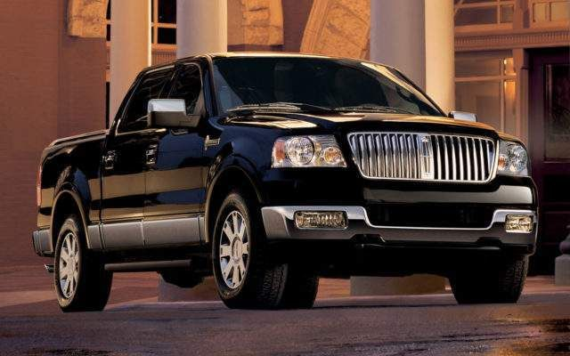 download Lincoln MARK LT to workshop manual