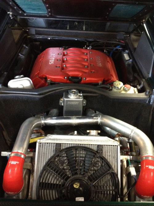 download Lotus Esprit S4 V 8 able workshop manual